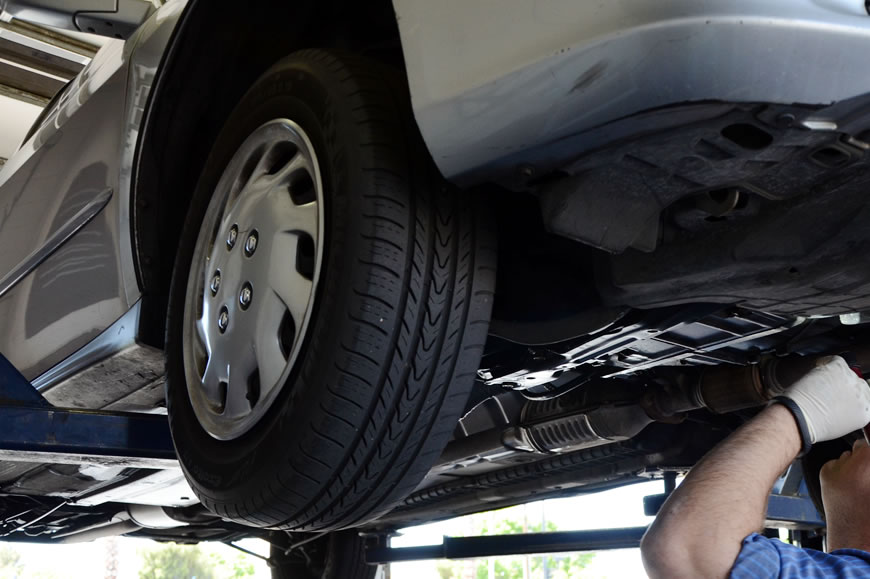 Repair Shops & Ordering Tires for Your Car
