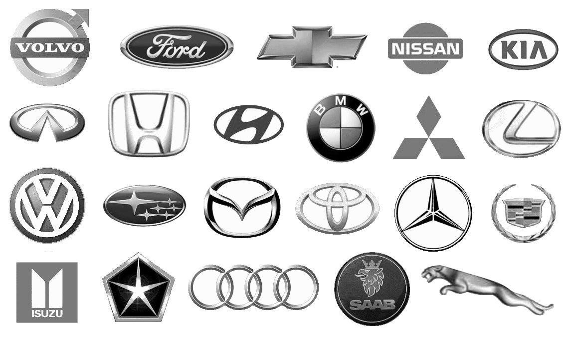 Auto Repair Service Logos
