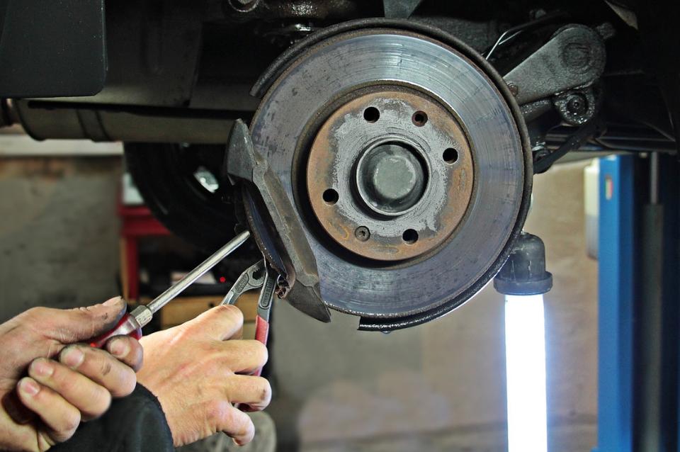 brake repair service